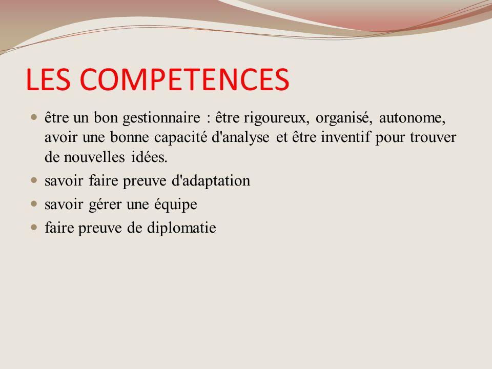 les competences cles a lister sur un cv