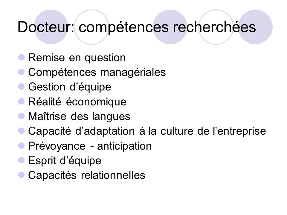 cv competences relationnelles
