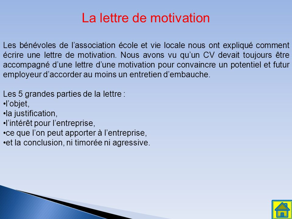 lettre accompagne cv