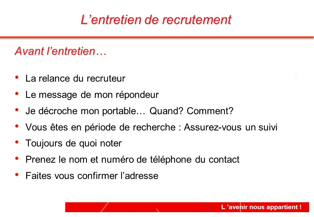 comment noter un numero de telephone sur cv