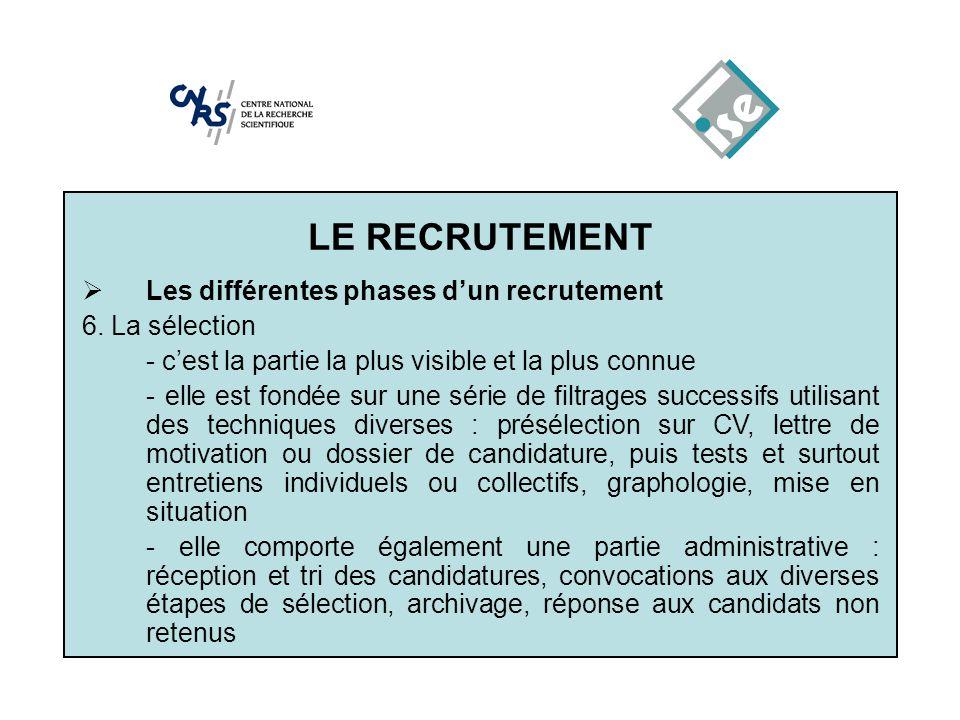differentes types de competences cv