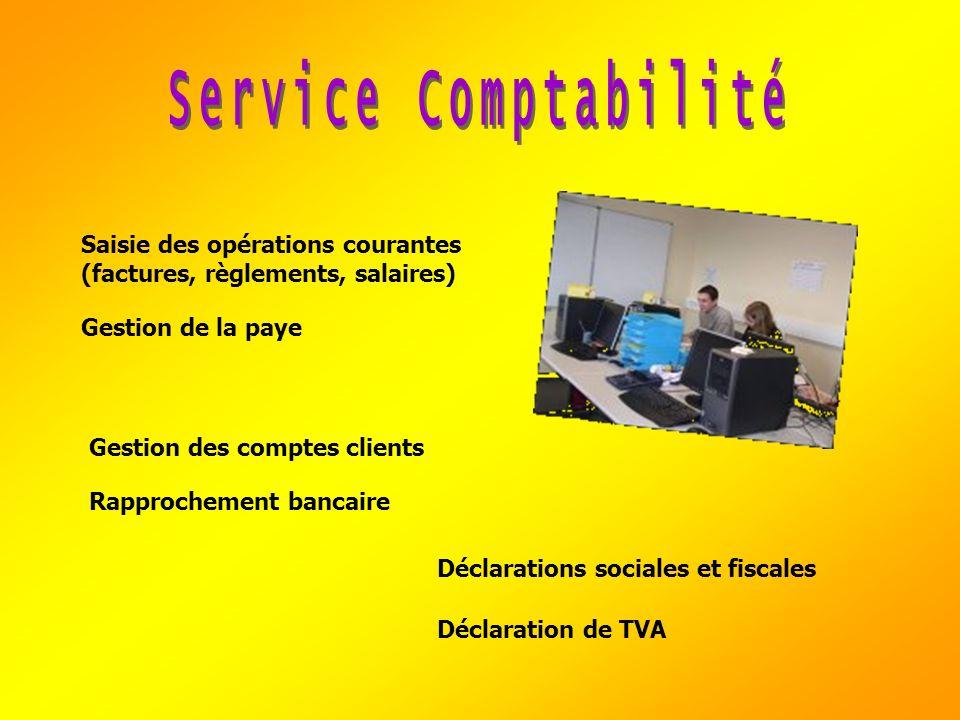 stage service comptabilite cv