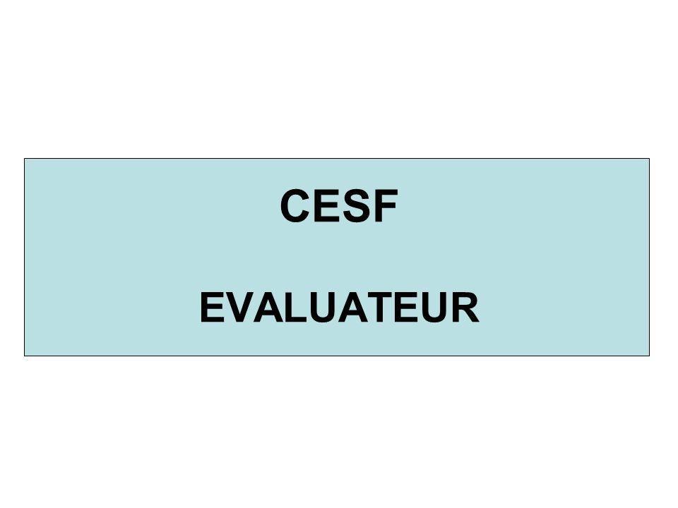 competences cesf cv