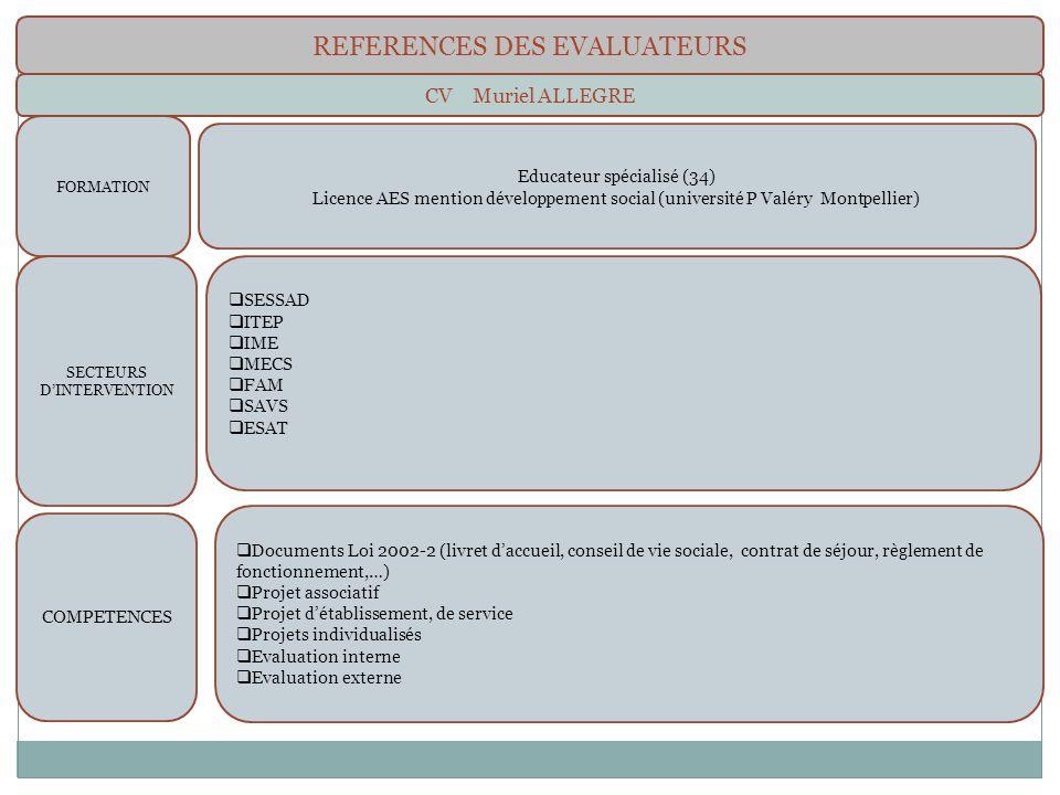 competence cv sanitaire et social infirmier