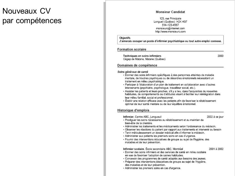 referentiel de competences pour cv formateurs