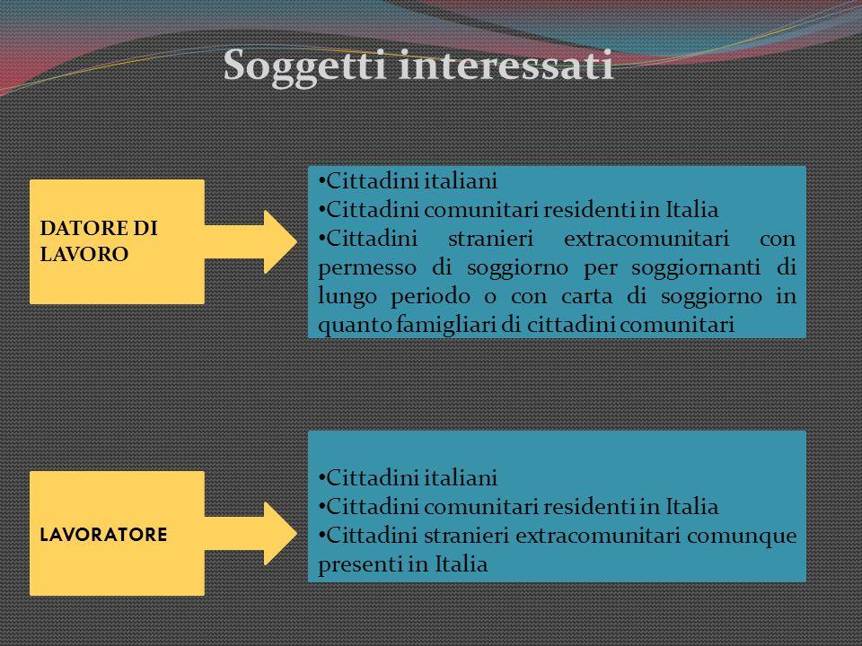 Permesso Di Soggiorno Italia Requisiti