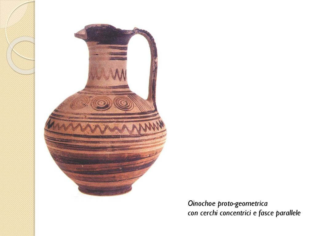 Pittura Vascolare Stile Geometrico Disegni Di Vasi Greci