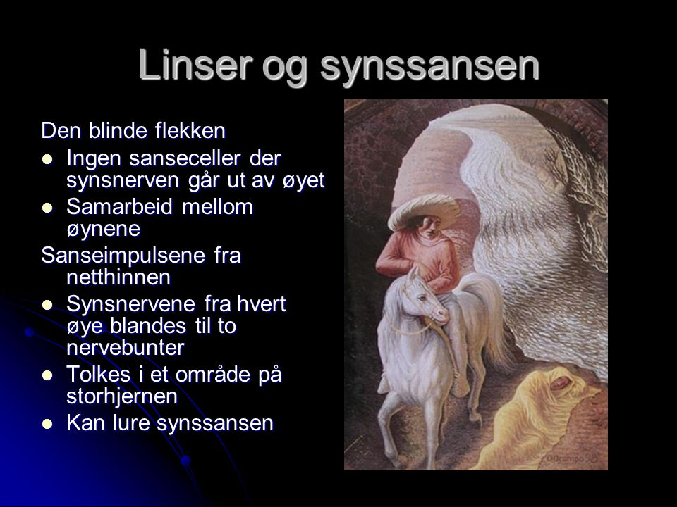 Lys Syn Og Farge Ppt Video Online Laste Ned