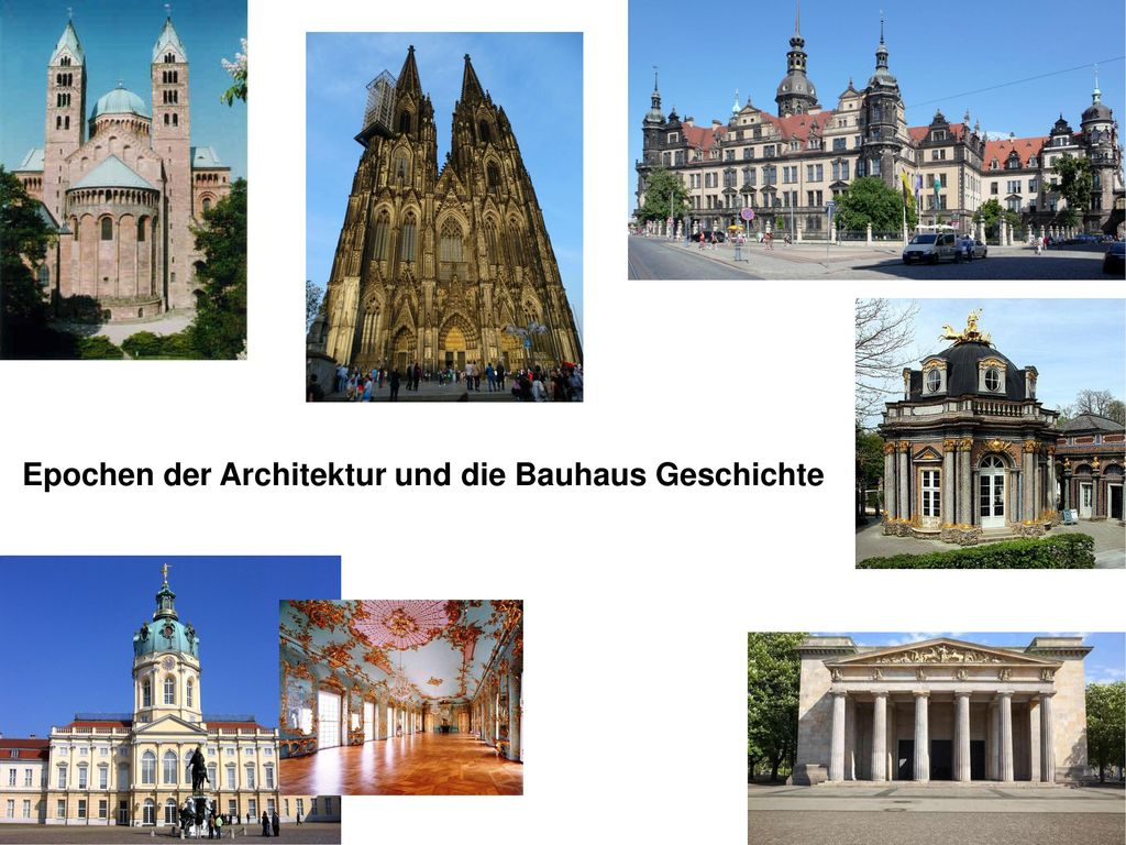 Bauhausstil Möbel Merkmale Baugeschichte Architektur Epochen Merkmale Puresterol