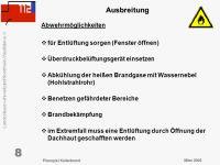 Kellerbrand Friedrichstrasse 19 Planspiel - ppt video ...