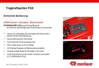 Tragkraftspritze FOX. - ppt video online herunterladen