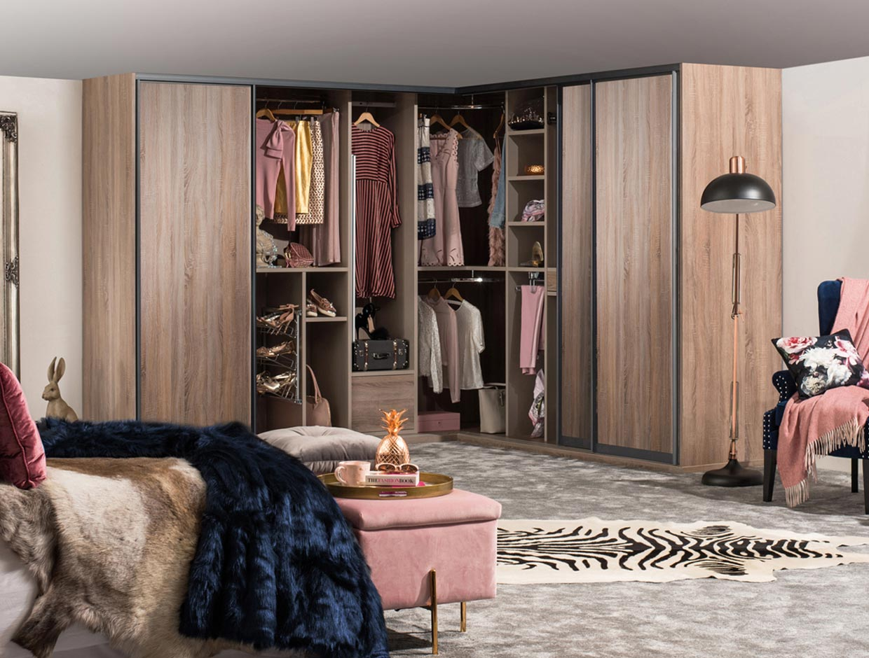 Corner Wardrobe Sliderobes Fitted Wardrobes Corner Spaces