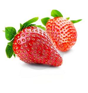 Refreshing Strawberries