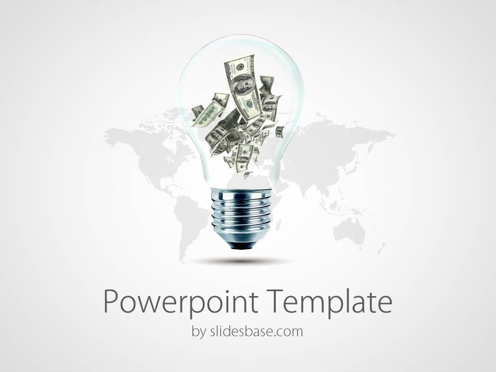 Business Ideas PowerPoint Template Slidesbase