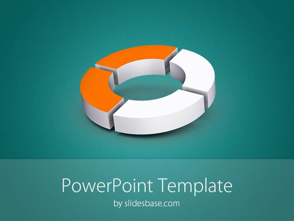 3d Powerpoint Template - Costumepartyrun