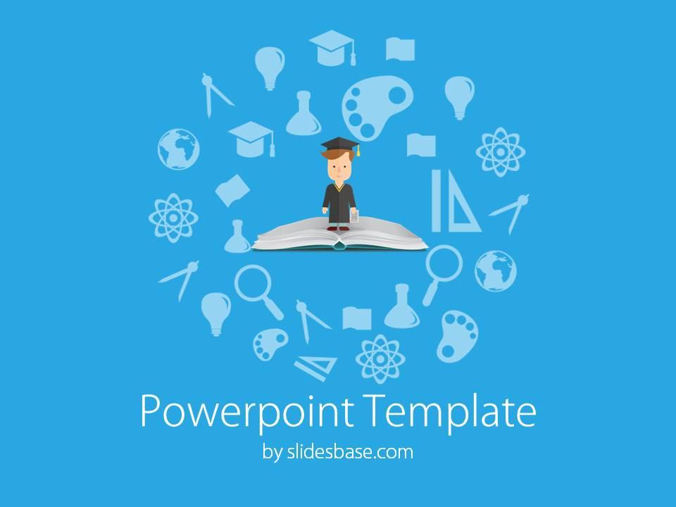 Educational Powerpoint Template Slidesbase