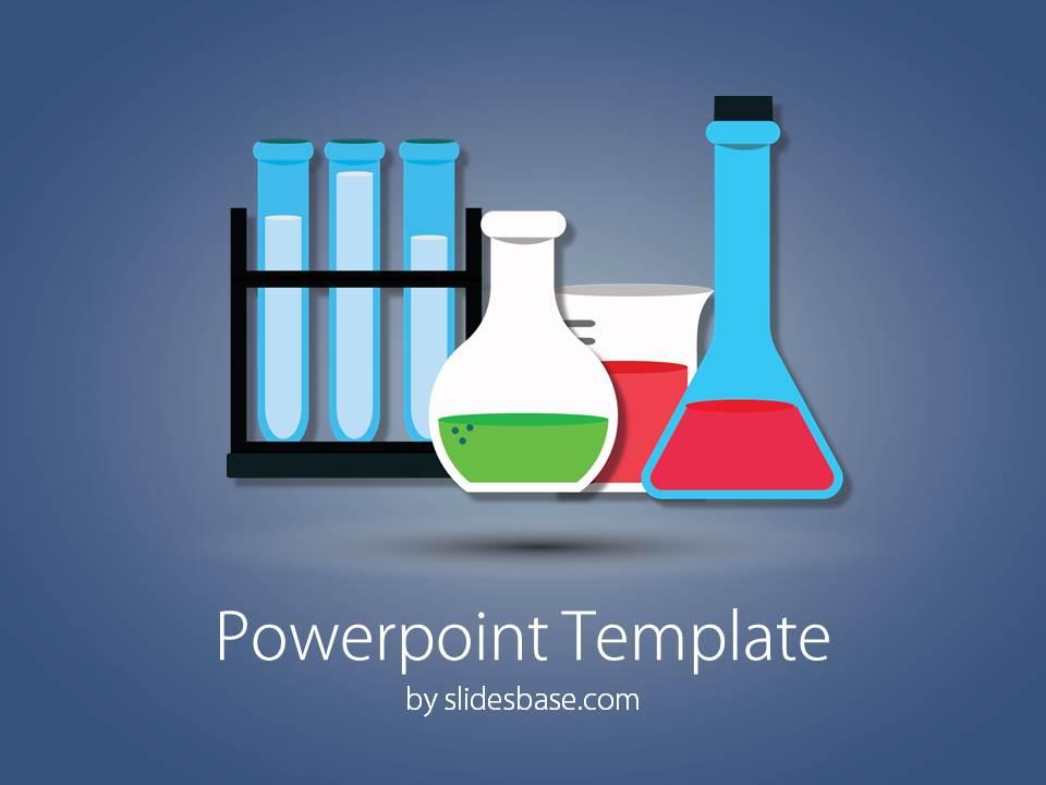Lab Analysis PowerPoint Template Slidesbase