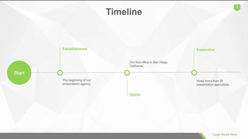 Download Free Timeline Slide Templates SlideStore - timeline slide powerpoint