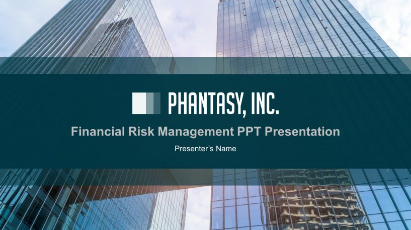 financial powerpoint template