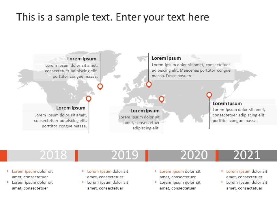 Timeline PowerPoint Template 78 Timeline PowerPoint Templates