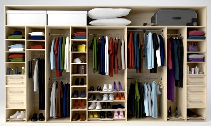 Wardrobe Storage Sliding Door Wardrobes