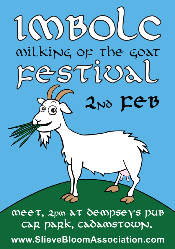 Imbolc Festival Milking of the Goat