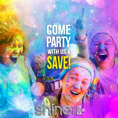 The Color Run - The happiest 5K on the planet