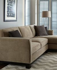 Kenton Sofa Kenton 88 Fabric Sofa Created For Macy S ...