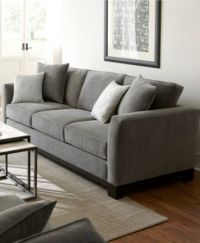 Kenton Fabric Sofa Living Room Furniture Collection ...