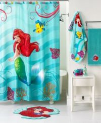 Disney Bath, Little Mermaid Shimmer and Gleam Collection ...
