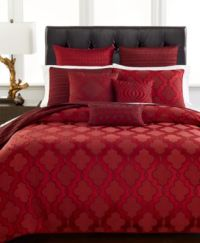 Hotel Collection CLOSEOUT! Medallion Full/Queen Comforter ...