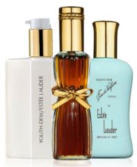 Este Lauder Youth Dew for Women Perfume Collection