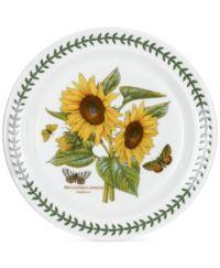 Portmeirion Dinnerware Botanic Garden Sunflower Dinner ...