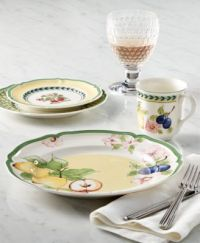 Villeroy & Boch Dinnerware, French Garden Collection ...