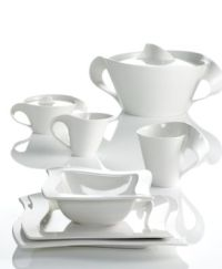 Villeroy & Boch Dinnerware, New Wave Collection ...