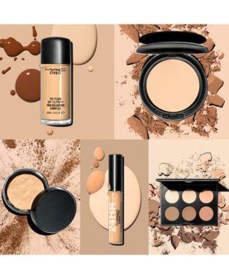 MAC Studio Fix Powder Plus Foundation - Makeup - Beauty - Macy\u0027s