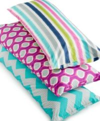 CLOSEOUT! Printed Body Pillow - Pillows - Bed & Bath - Macy's