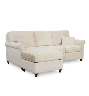 Old Fashioned L Shaped Sofa Sectional Sofas Couches Macy S