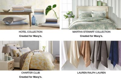 Bedding Linens Bath Macy39s