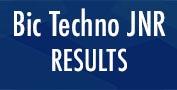 Bic Techno JNR RESULTS