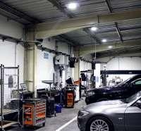 Parking Garage Solutions - LED Lighting Solutions | SloanLED
