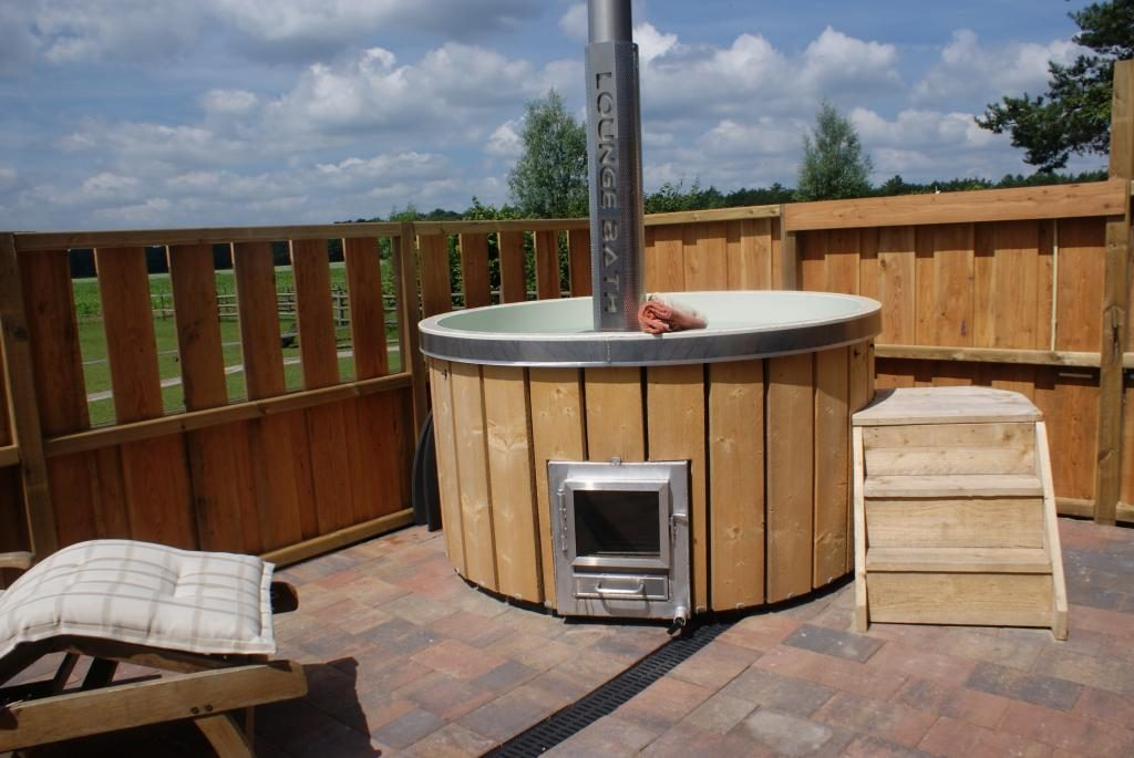 Hottub In De Tuin Bed & Breakfast In Drenthe Met Hot Tub En Sauna | B&b - De