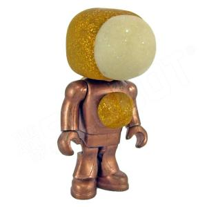 tiny robot slobotniks mike slobot copper gold