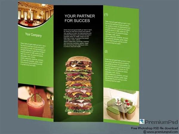 Sample Restaurant Brochure Seafood Restaurant Flyer Template Best - sample restaurant brochure