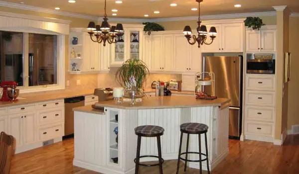 40 Drool-Worthy Kitchen Island Designs - SloDive - kitchen islands designs