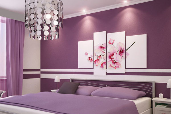 40 Astounding Paint Colors for Bedrooms - SloDive - painting ideas for bedrooms