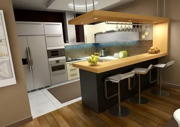 30 Stunning Kitchen Countertop Ideas - SloDive - kitchen countertop ideas