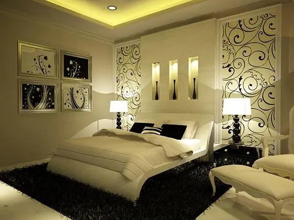 25 Great Bedroom Ideas For Women - SloDive - female bedroom ideas