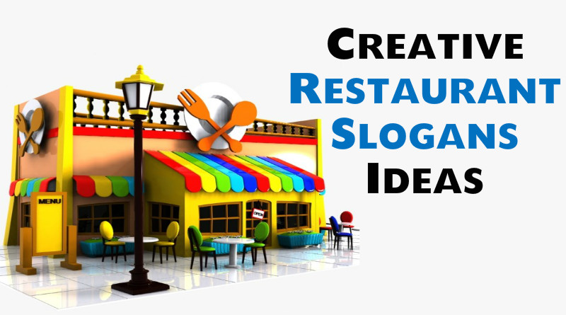 150 Creative Restaurant Slogans Ideas