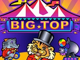 big top slot